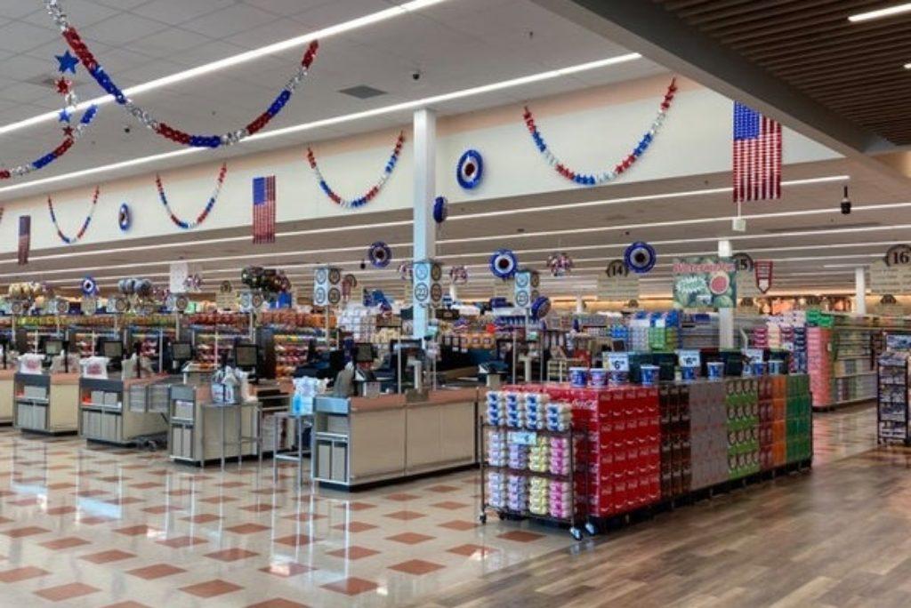 Sneak Peek: A Look Inside Rhode Island's First Market Basket