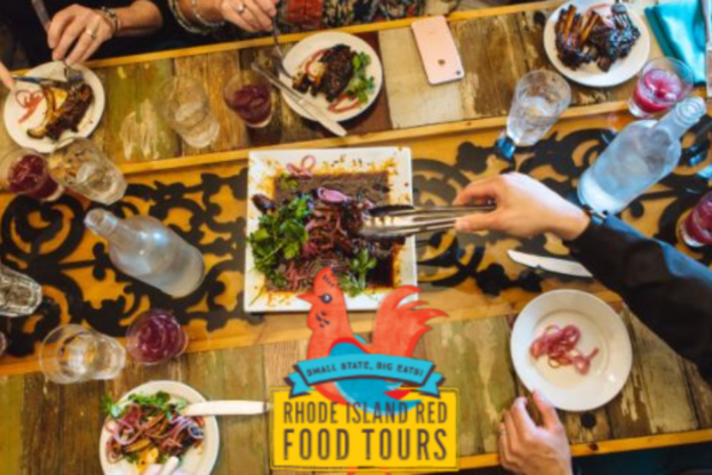 Demand is high as Rhode Island Red Food Tours return to Newport after year-long pause