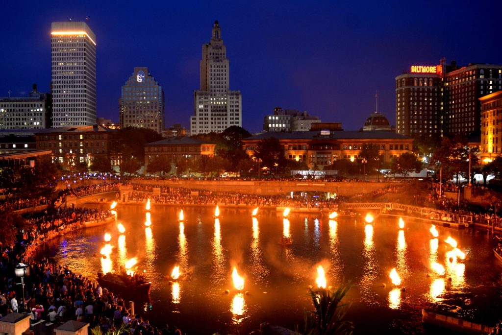 WaterFire will return this year, if funding materializes
