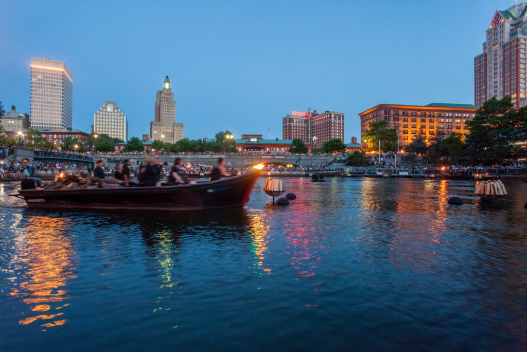 WaterFire expected to return to Providence this fall