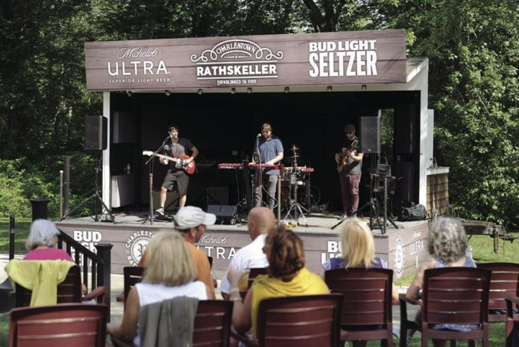 Live music is back, and better than ever, in Southern Rhode Island this summer