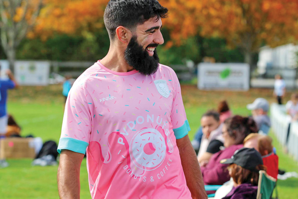 Providence City FC Combines the Best of Soccer and Small Business