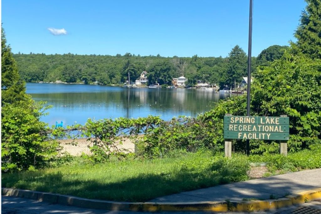Hit the beach, without the traffic: Northern RI's freshwater shores offer great alternative for summer fun