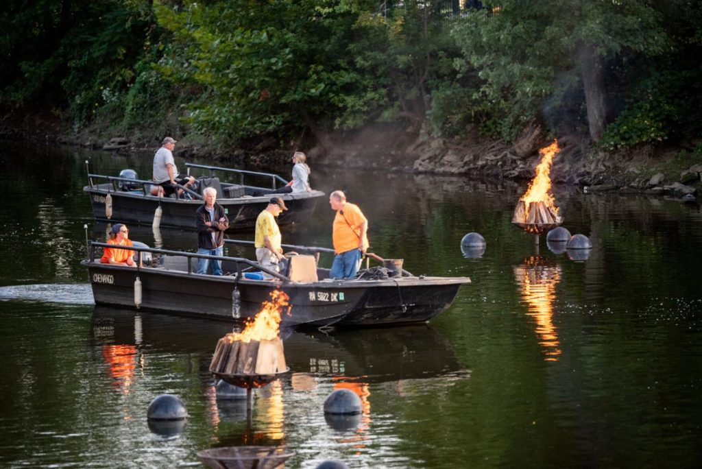 River of memories: WaterFire returns Saturday