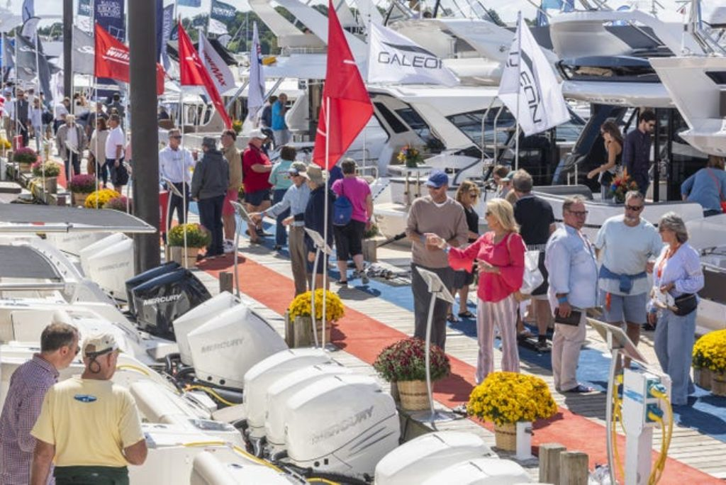 Newport is ready to host 5 big events this fall. This is how they're dealing with COVID.