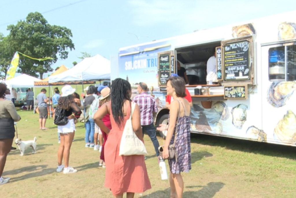 Rhode Island Seafood Festival returns to India Point Park