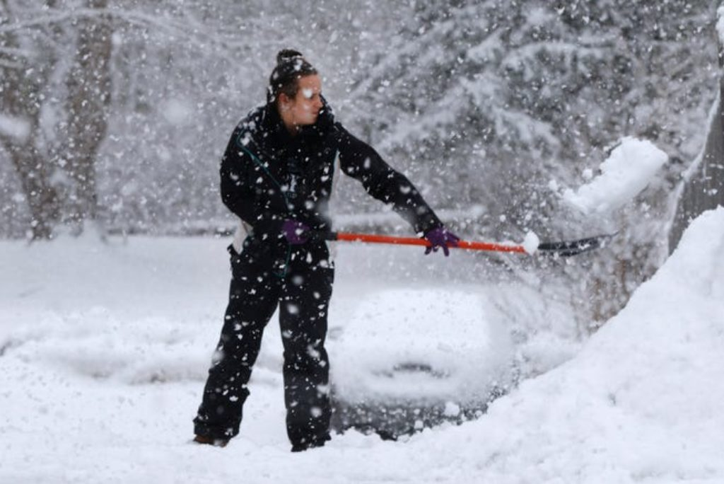 Winter is coming. Here's what forecasters are predicting for snow accumulation in RI